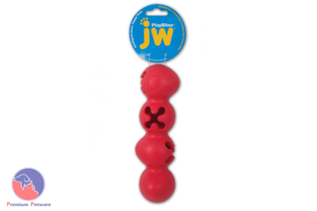 JW PLAYBITES CATERPILLAR TREAT DISPENSER