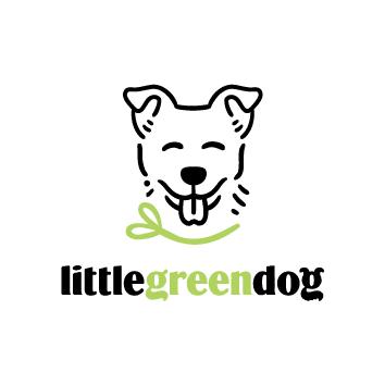 LITTLE GREEN DOG