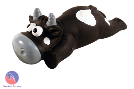GRUNTING LATEX DOG TOYS