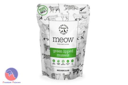 MEOW GREEN LIPPED MUSSELS