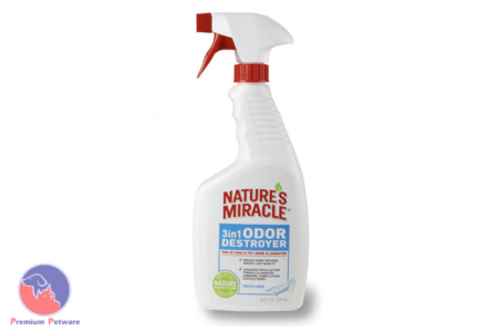 NATURES MIRACLE 3in1 ODOUR DESTROYER 709ML