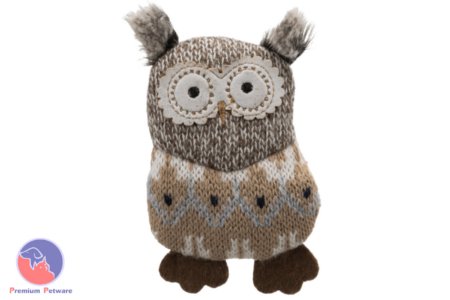 TRIXIE OWL CATNIP CAT TOY