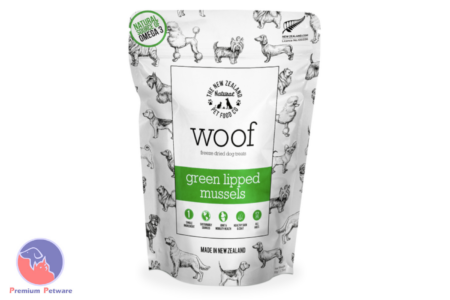 WOOF GREEN LIPPED MUSSELS