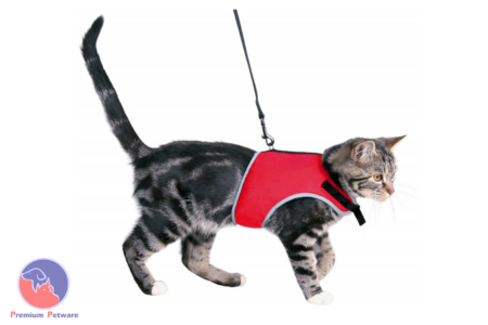 TRIXIE SOFT CAT HARNESS SET
