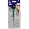 Combination syringe and pill popper