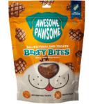 Awesome Pawsome Beefy Bites