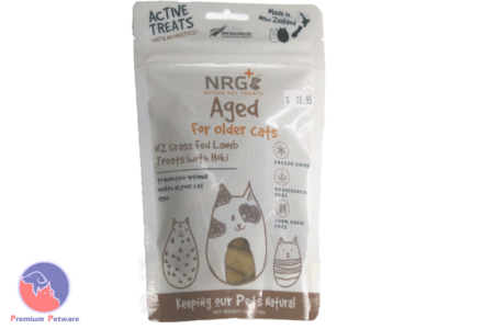 NRG+ AGED CAT TREATS