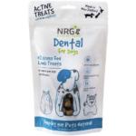 NRG+ Dog Dental Treats