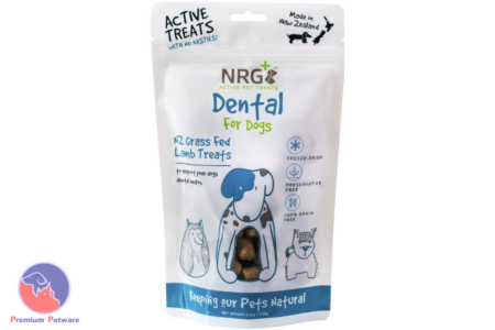 NRG+ DOG DENTAL TREATS