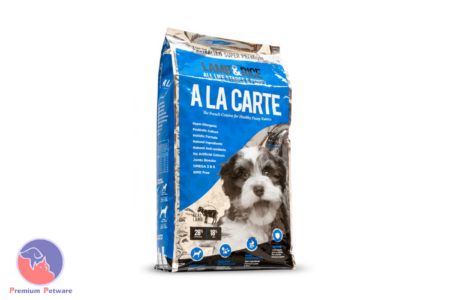 A LA CARTE LAMB ALL LIFE STAGES DOG FOOD