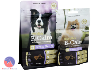 LOVEBITES B-CALM STRESS RELIEF FOR DOGS