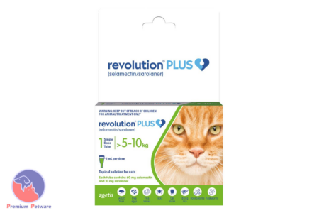 REVOLUTION PLUS PARASITE TREATMENT FOR CATS