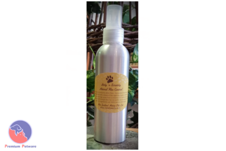 ITCHY 'N SCRATCHY NATURAL FLEA REPELLENT SPRAY