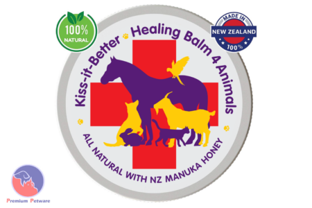 KISS-IT-BETTER HEALING BALM 4 ANIMALS