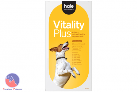 VITALITY PLUS FOR DOGS