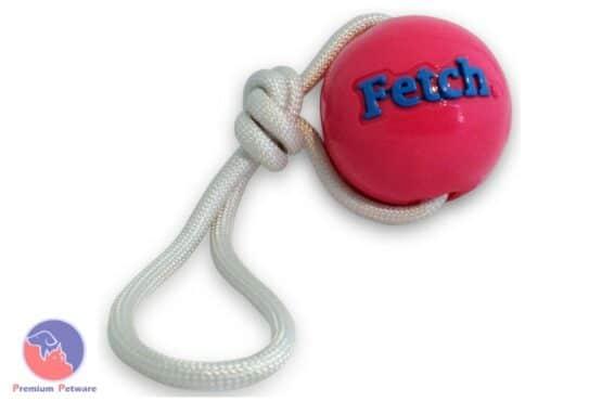 Orbee-Tuff Fetch Ball Pink