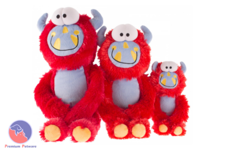 YOURS DROOLLY CUDDLIES MONSTER COMFORT TOYS