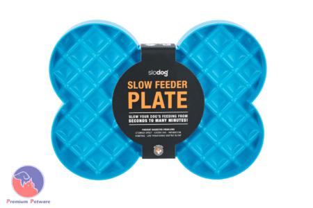 LICKIMAT SLODOG SLOW FEEDER PLATE